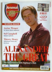 arsenalmagazinevol3issue12
