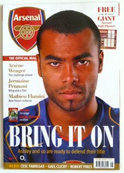 arsenalmagazinevol3issue1