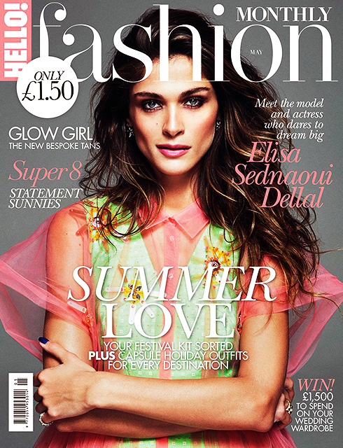 Out now: The new issue of HELLO! Fashion Monthly